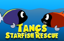 Tang's Starfish Rescue Badge