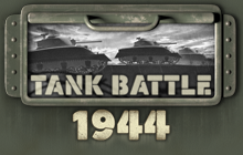 Tank Battle: 1944 Badge
