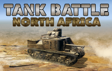 Tank Battle: North Africa Badge
