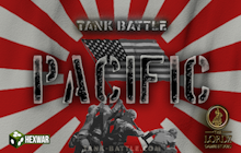 Tank Battle: Pacific Badge