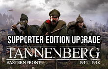 Tannenberg - Supporter Edition Upgrade Badge