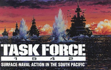 Task Force 1942: Surface Naval Action in the South Pacific Badge