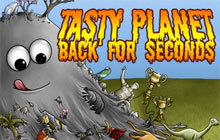 Tasty Planet - Back for Seconds Badge