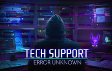 Tech Support: Error Unknown Badge