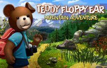 Teddy Floppy Ear: Mountain Adventure Badge