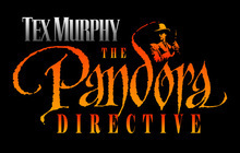 Tex Murphy: The Pandora Directive Badge