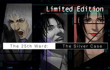 The 25th Ward: The Silver Case Digital Limited Edition Badge