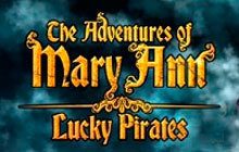 The Adventures of Mary Ann: Lucky Pirates Badge