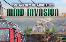 The Agency of Anomalies: Mind Invasion Badge