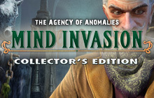 The Agency of Anomalies: Mind Invasion Collector's Edition Badge