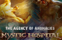 The Agency of Anomalies: Mystic Hospital Collector's Edition Badge
