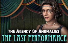 The Agency of Anomalies: The Last Performance Badge