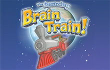 The Amazing Brain Train Badge