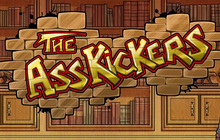 The Asskickers Badge