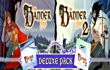 The Banner Saga Deluxe Pack Badge