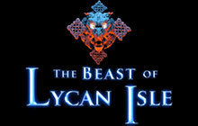 The Beast of Lycan Isle Collector's Edition Badge