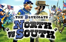 The Bluecoats: North vs South Badge