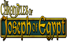 The Chronicles of Joseph of Egypt Badge