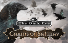 The Dark Eye: Chains of Satinav Badge