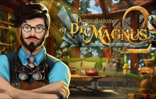 The Dreamatorium of Dr. Magnus 2 Badge