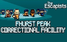 The Escapists - Fhurst Peak Correctional Facility Badge