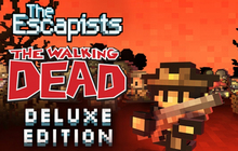 The Escapists: The Walking Dead - Deluxe Edition Badge