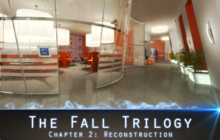 The Fall Trilogy Chapter 2 : Reconstruction Badge