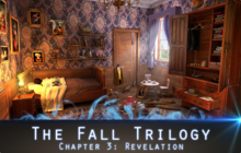The Fall Trilogy Chapter 3: Revelation Badge