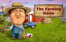 The Farming Game: Software Edition Badge