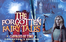 The Forgotten Fairy Tales: Canvases of Time Collector's Edition Badge
