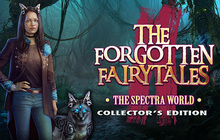 The Forgotten Fairy Tales: The Spectra World Collector's Edition Badge