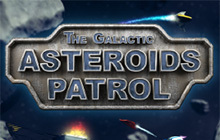 The Galactic Asteroids Patrol Badge