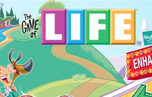 The Game of Life by Hasbro Badge