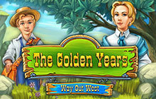 The Golden Years: Way Out West Badge