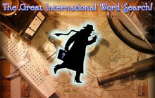 The Great International Word Search Badge