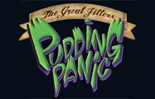 The Great Jitters: Pudding Panic Badge