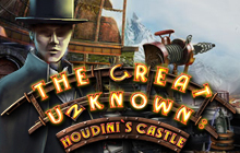 The Great Unknown: Houdini's Castle Badge