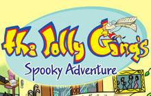 The Jolly Gang's Spooky Adventure Badge