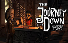 The Journey Down Chapter 2 Badge