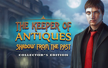 The Keeper of Antiques: Shadows From the Past Collector's Edition Badge