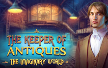 The Keeper of Antiques: The Imaginary World Badge