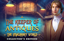 The Keeper of Antiques: The Imaginary World Collector's Edition Badge