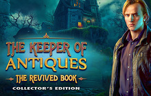 The Keeper of Antiques: The Revived Book Collector's Edition Badge