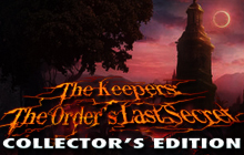 The Keepers: The Order's Last Secret Collector's Edition Badge