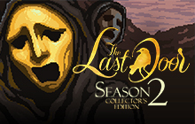 The Last Door Season 2: Collector's Edition Badge