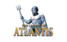 The Legend of Atlantis Badge