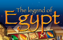 The Legend of Egypt Badge