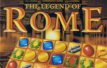 The Legend Of Rome Badge