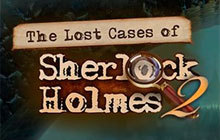 The Lost Cases of Sherlock Holmes 2 Badge