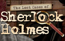 The Lost Cases of Sherlock Holmes Badge